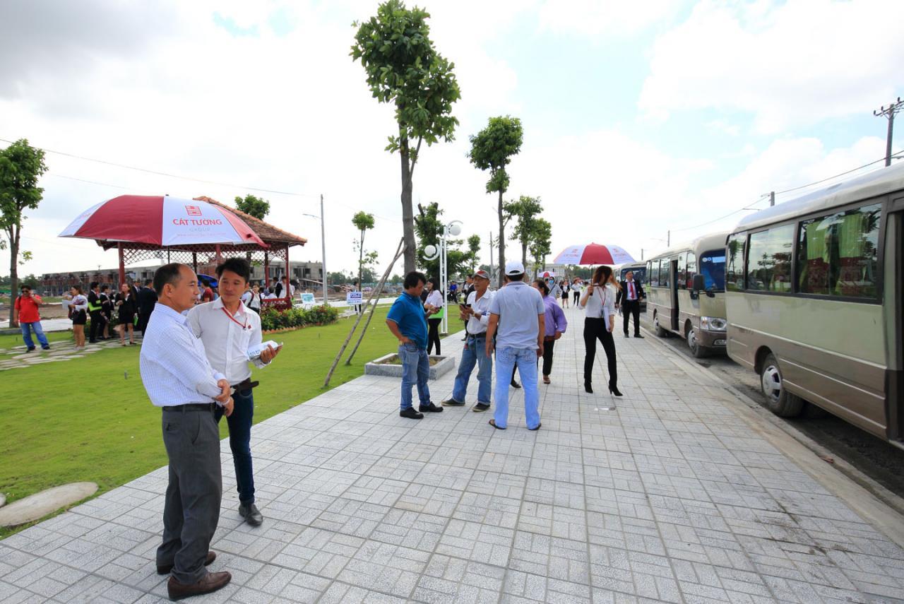 Khu đô thị TM – DV & Du lịch sinh thái Cát Tường Phú Sinh luôn tạo được hấp lực tốt trên thị trường bất động sản