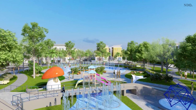 Dự án khu đô thị sinh thái Trần Anh Riverside - Thị Trấn Bến Lức, Long An - Hình 4