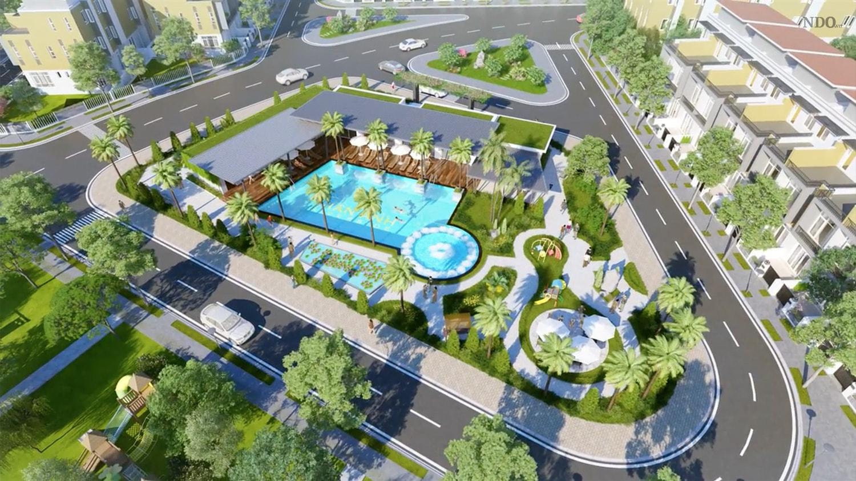 Thông tin nhà phố dự án Lavilla Green City Tân An - Hình 6