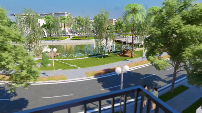 Thông tin nhà phố dự án Lavilla Green City Tân An - Hình 7