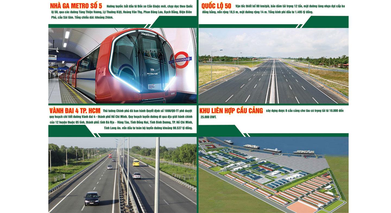Khu đô thị sinh thái Nam Phong Eco Town - Quốc lộ 50 chỉ với 450triệu - Hình 1