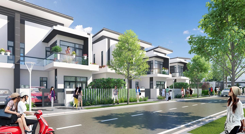 Dự án khu đô thị Bella Villa đẳng cấp 5 sao tại Đức Hòa chỉ với 1tỷ4 - Hình 12