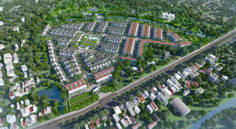 Dự án khu đô thị Bella Villa đẳng cấp 5 sao tại Đức Hòa chỉ với 1tỷ4 - Hình 7