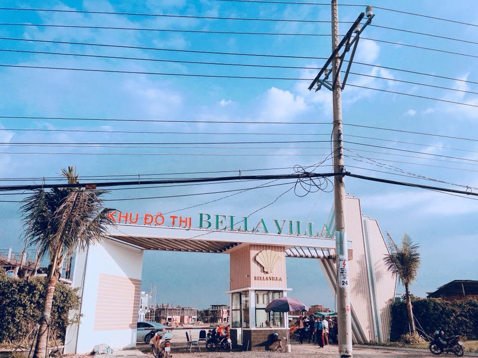 Tiến độ dự án Bella Villa – Chủ đầu tư Trần Anh