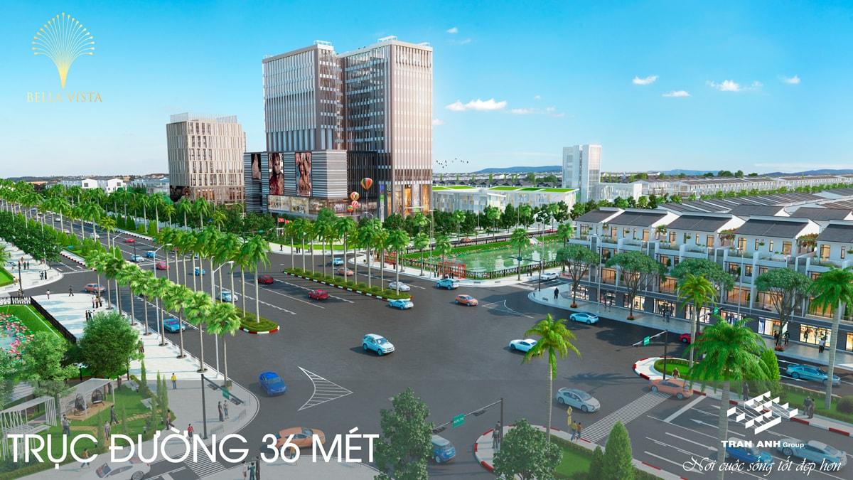 Dự án khu đô thị Bella Vista Tỉnh lộ 8 cầu vượt Củ Chi - Hình 9