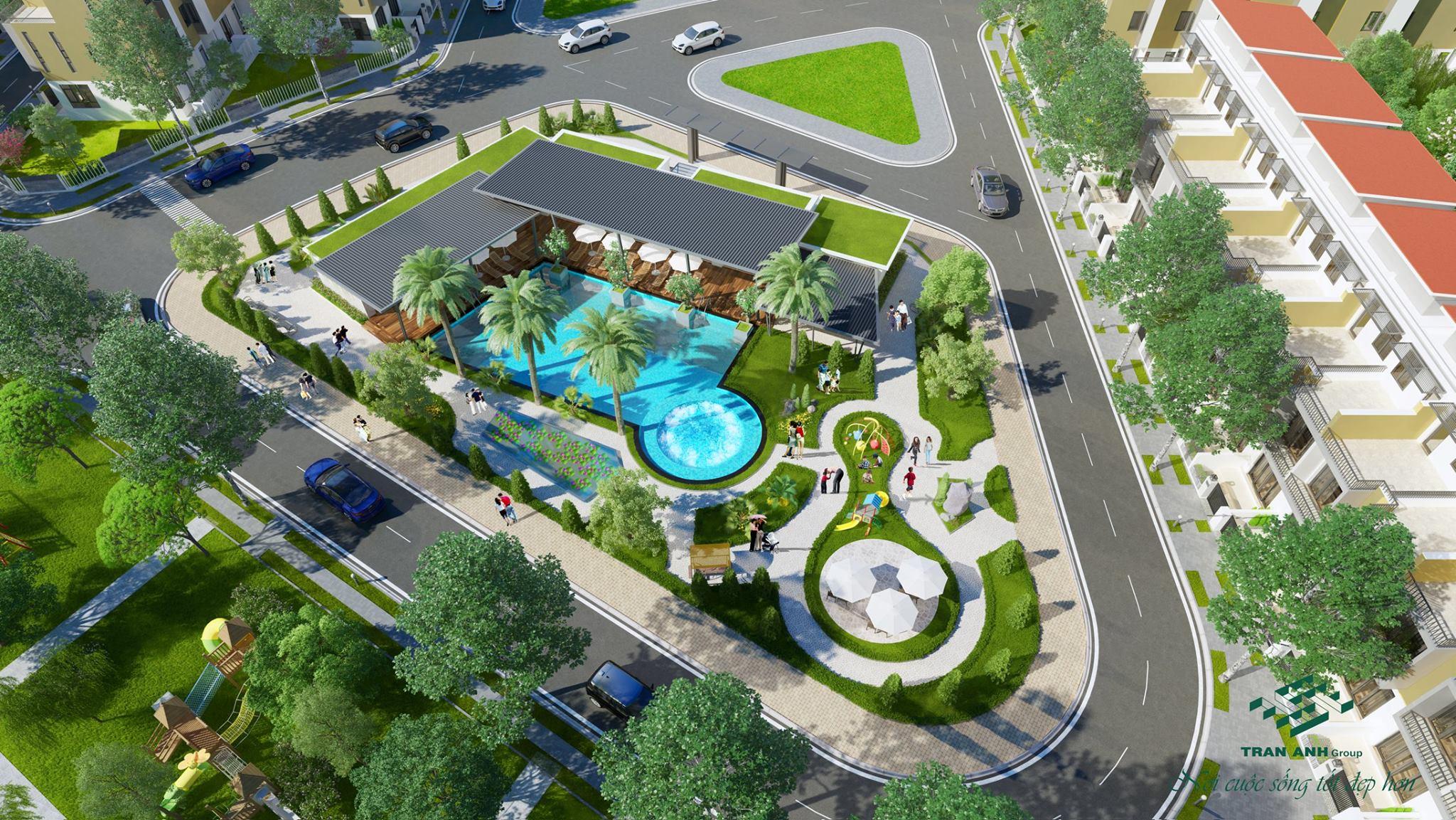 Dự án Phúc An City - thị trường bất động sản Long An nóng