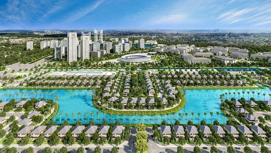 Dự án Everde City ITACO, Đức Hòa