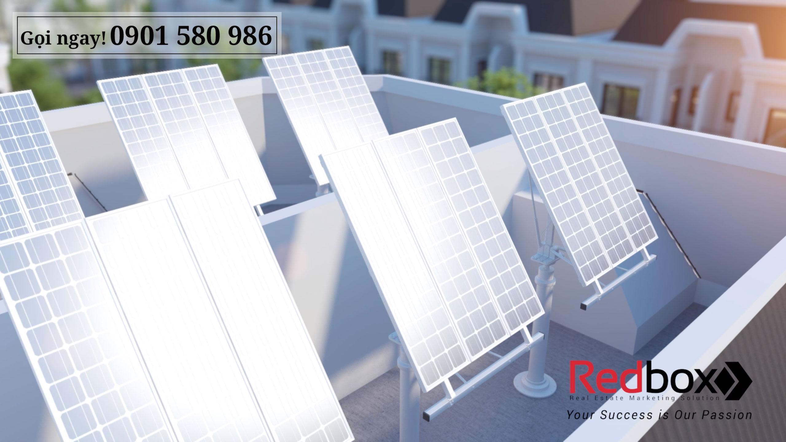 nhà phố solar city trần anh