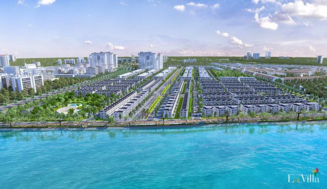 Tran Anh Group khai trương nhà mẫu dự án La Villa Green City - 4