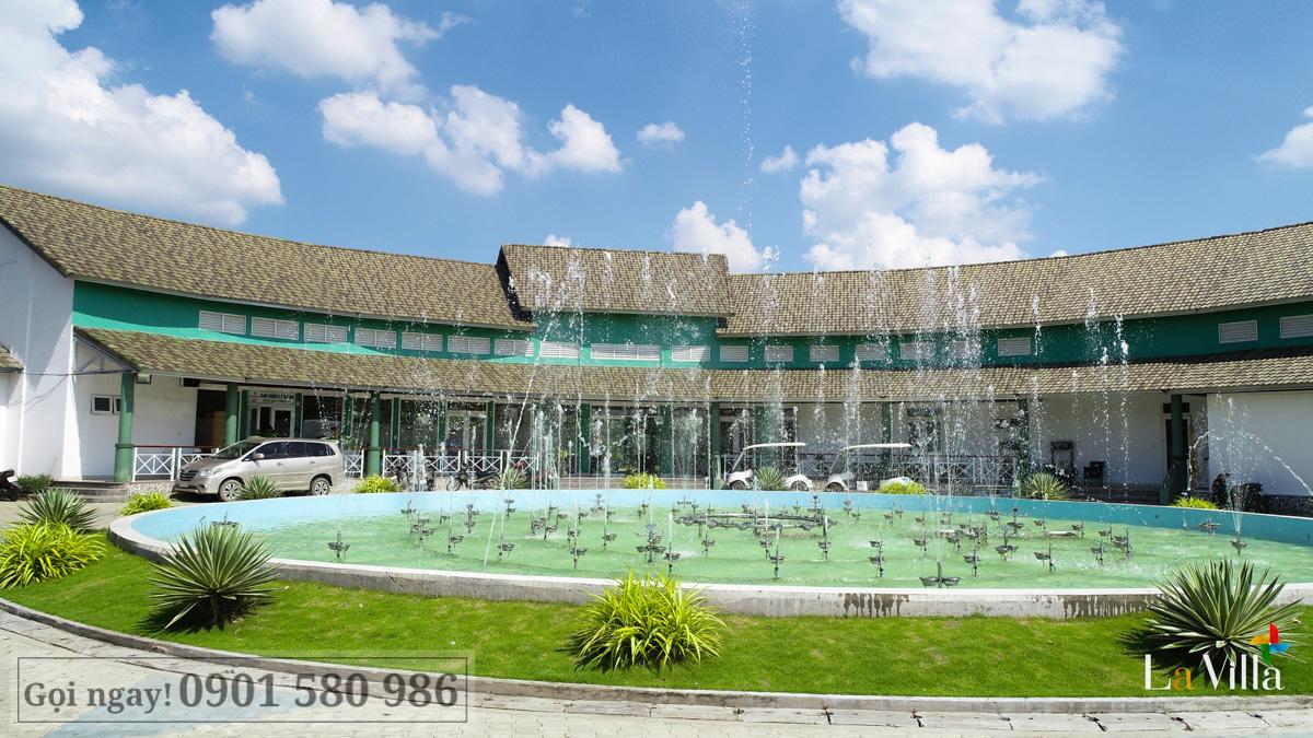 Nhà điều hành dự án Lavilla Green City Long An