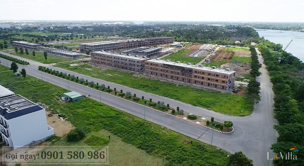 Toàn cảnh dự án Lavilla Green City nhìn từ trên cao