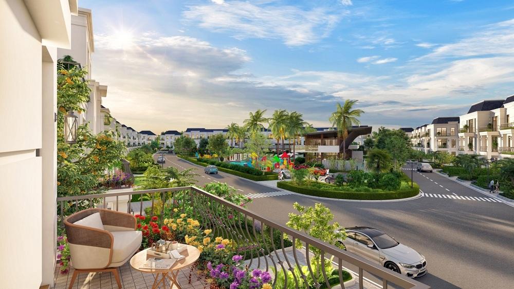 Đức Hòa- Long An đón sóng lớn đổ về đầu tư BDS cao cấp - dự án West Lakes Golf & Villas - Hình 1