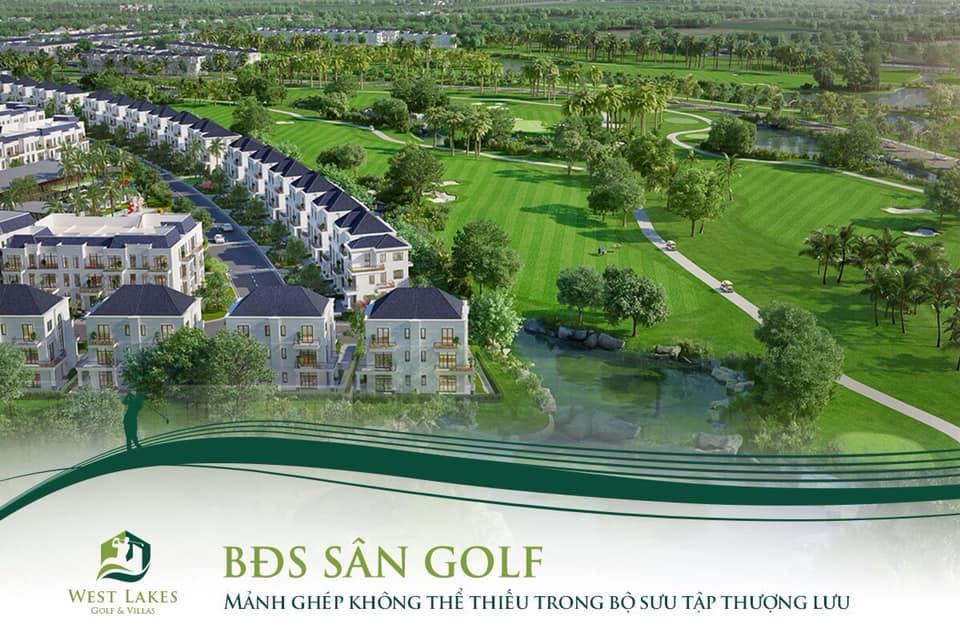 Thiết kế sang trọng - đẳng cấp bậc nhất tại Thành phố nghỉ dưỡng West Lakes Golf & Villas - Hình 1