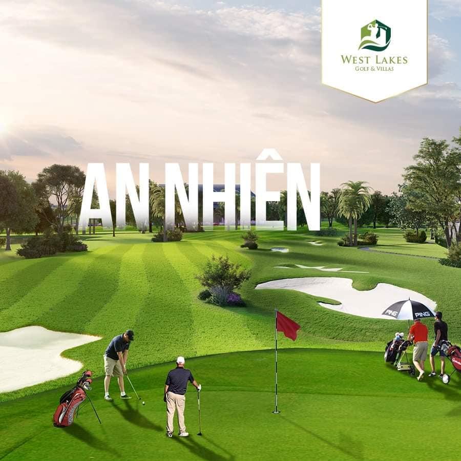 Cư dân sinh sống tại dự án West Lakes Golf Villas sẽ được thừa hưởng trọn vẹn chuỗi tiện ích 5 sao