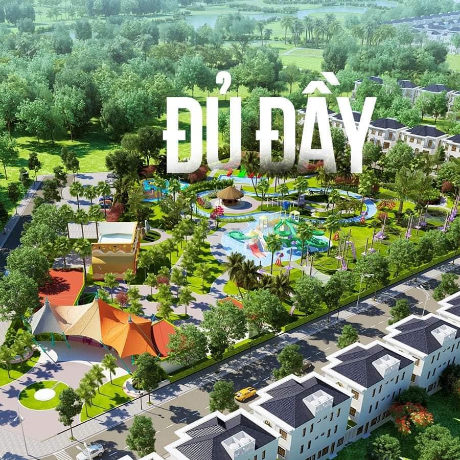 Thiết kế sang trọng - đẳng cấp bậc nhất tại Thành phố nghỉ dưỡng West Lakes Golf & Villas - Hình 2